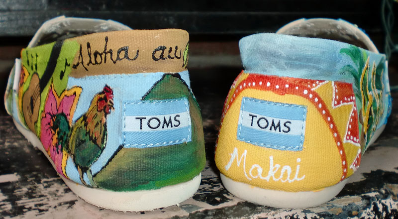 Destination TOMS perfect Cruisewear and vacation footwear